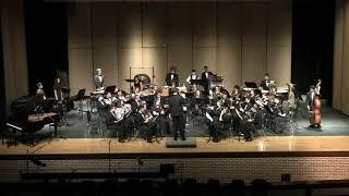 Molly on the Shore - Unionville High School Winter Band Concert, Dec 2018