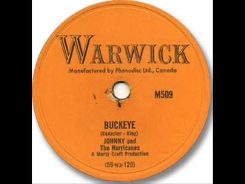 JOHNNY AND HURRICANES  Buckeye  1959