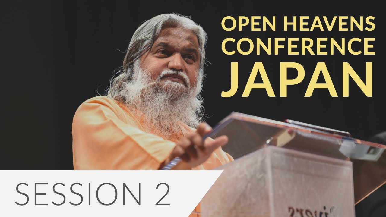 Sadhu Sundar Selvaraj | Open Heavens Conference Japan