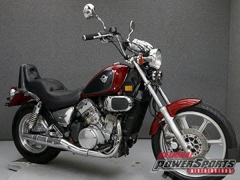 1996 Kawasaki Vn750 Vulcan 750