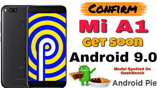 Xiaomi Mi A1 Android P Update, Official Xiaomi Mi A1 Android P 9.0 Leaked