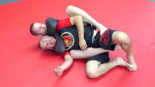 Quick Tip of the Week With Matt Darcy – Tip for Rear Naked Choke Success