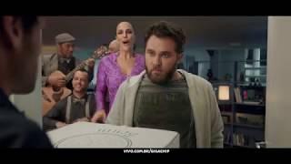 Mal Acostumado - Novo comercial do Vivo Pré com Ivete Sangalo (Giga Chip)