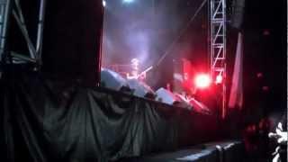 "Reggae Sun Ska 2012 - Kanka ""Indian Time"""