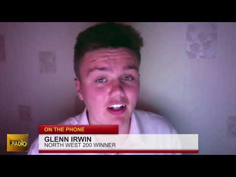 Talking to...Glenn Irwin