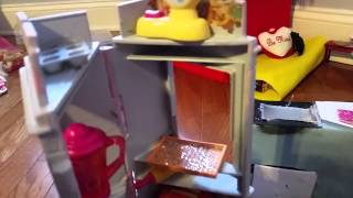 Doll House Tour/barbie Doll House Tour