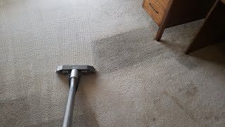 WOW..........cleaning extremely heavily soiled dirty carpets