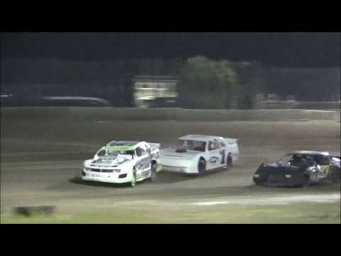 Tyler Sistrunk Motorsports - North Florida Speedway - Heat Race - 6-24-2017