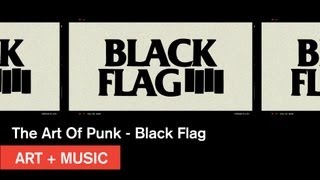 The Art of Punk - Black Flag - Art + Music - MOCAtv
