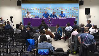 Foster, Moody and Tuipulotu on semi-final at Rugby World Cup 2019