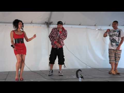 NV-AZN Hip-Hop Group - Cleveland Asian Festival 2010