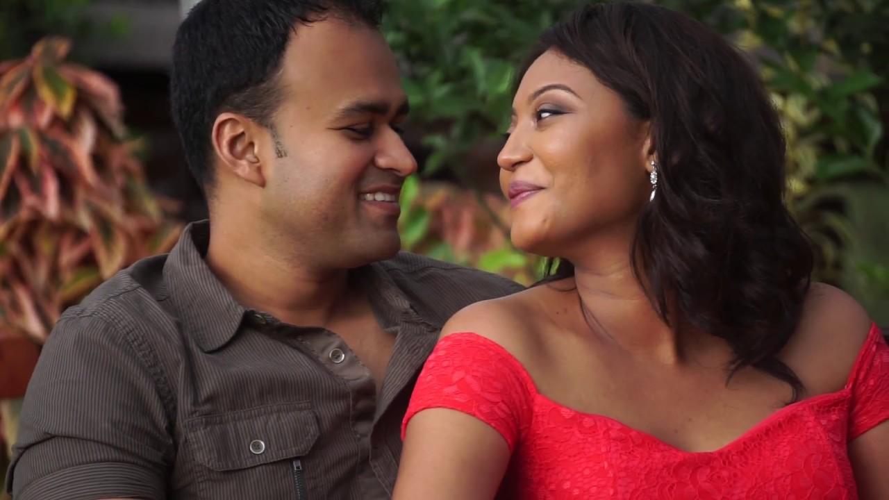 Fazil & Renee Engagement Shoot