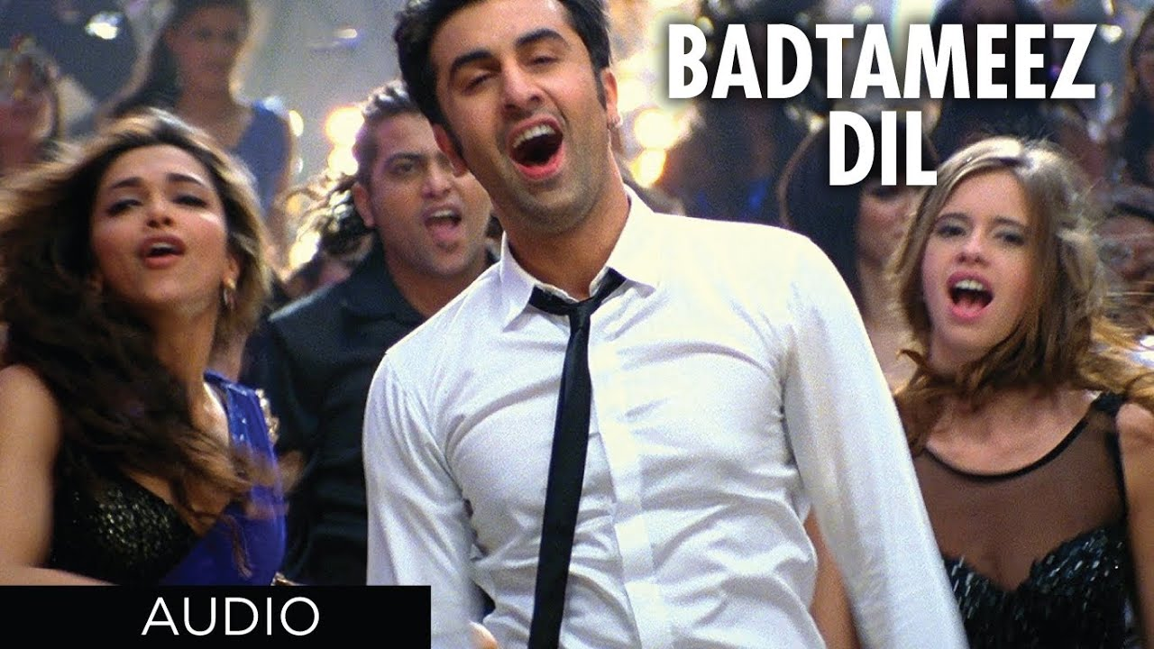 Search badtameez dil full video song - GenYoutube