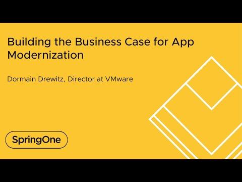 Building the Business Case for App Modernization