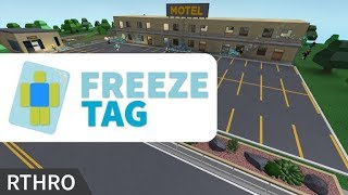 """Playing Roblox """" ⭐ Freeze Tag! """""""