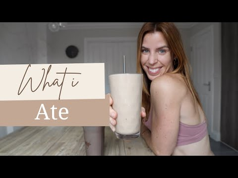 WHAT I ATE, BOUGHT & WORE LAST WEEK | CARLY ROWENA WEEKLY VLOG