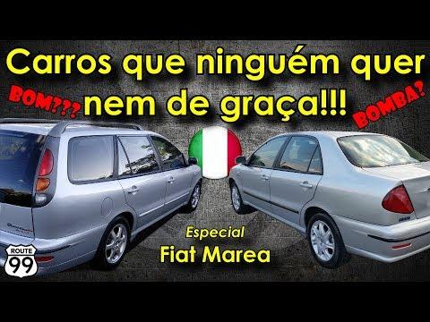 Carros que ninguém quer nem de graça - Especial Fiat Marea (Canal Route 99)