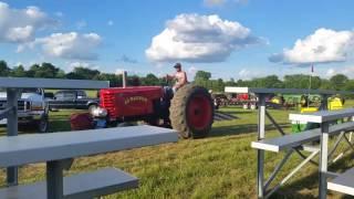 La Monte Tractor Pull