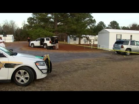 RAW VIDEO: Scene of double shooting in Moore County