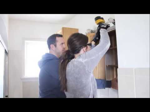 How to Replace a Bathroom Mirror & Vanity Light