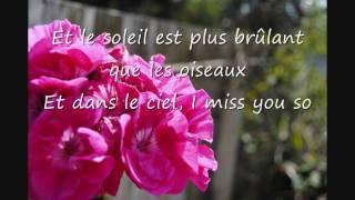 L'amour à la Française (lyrics)