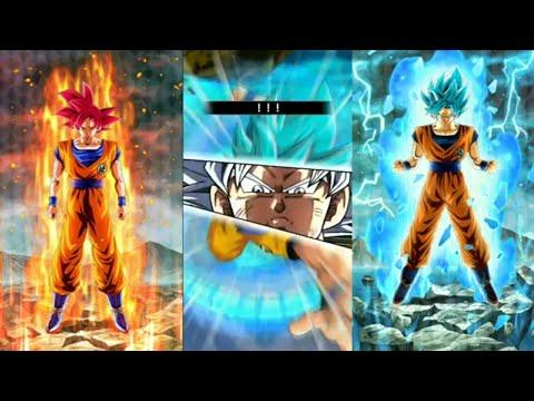 Dokkan Battle Full Transformation Super Team!