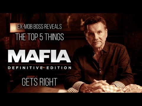Ex-Mob Boss Reveals The Top 5 Things Mafia Definitive Edition Gets Right