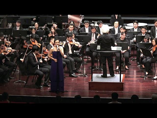 女聲獨唱 蕭凱恩《回憶 Memory》