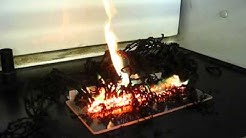UN 4.1 Burn Rate Test - Is My Dust Combustible, Flammable, Explosive or a Fire Hazard?