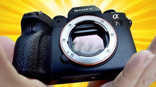 Sony's June SECRET: Sony a7S III, a7 IV or a5?