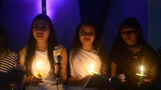 Silent Night Blessings Residential school Carol Service Blessings Choir