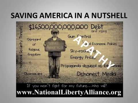 SAVING AMERICA IN A NUTSHELL