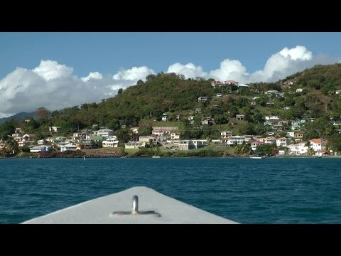 Caribbean Sea '15 - Grenada - boat trip to St. Georges