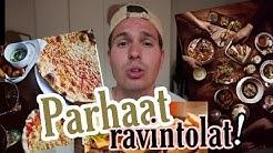 Tässä Suomen parhaat ravintolat
