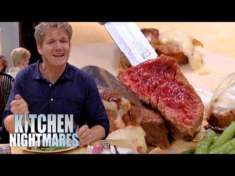 It's RAW! - Kitchen Nightmares