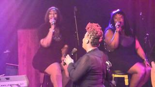 LEDISI - Love never changes & Hate me - Live in London 2012