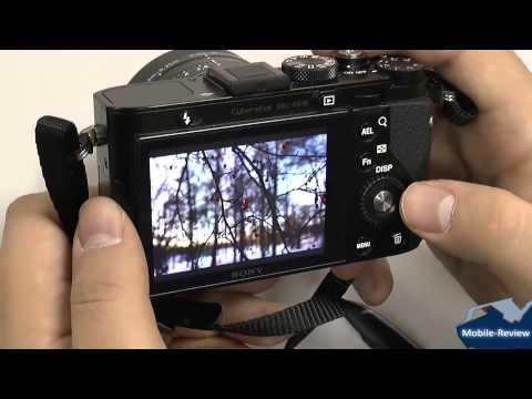 Видеообзор полнокадровой фотокамеры Sony Rx1r