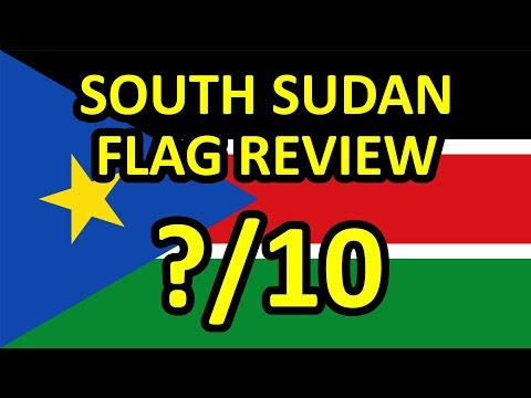 South Sudan Flag Review