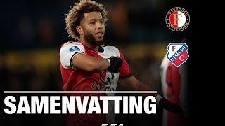 Samenvatting | Feyenoord - FC Utrecht (KNVB Beker)