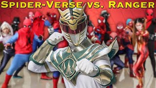 Power Ranger vs. Spider-Man [FAN FILM] Power Rangers | Marvel