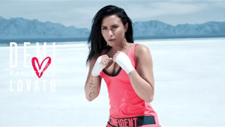 Demi Lovato For Fabletics Collection Preview