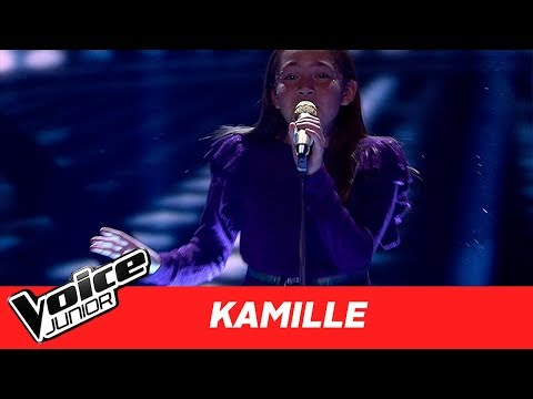 "Kamille  | ""Call Me Maybe"" af Carly Rae Jepsen | Kvartfinale | Voice Junior 2017"