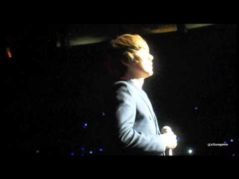 SMTOWN NYC Super Junior KRY - Sorry Sorry Answer (Kyuhyun Focus)