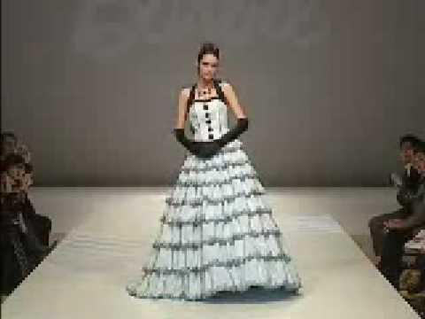 Japan Barbie Bridal Fashion Show Claudia KURAUDIA