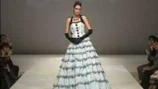 Japan Barbie Bridal Fashion Show Claudia KURAUDIA