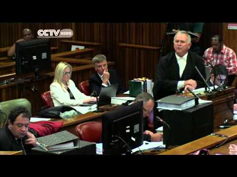Pistorius Trial: Prosecutions End Submissions