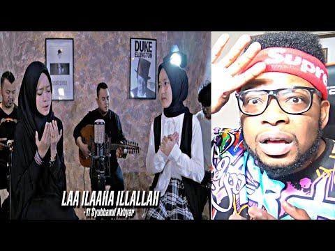 CATHOLIC REACTS TO Sabyan Gambus - LAA ILAAHA ILLALLAH Feat Alma SBY