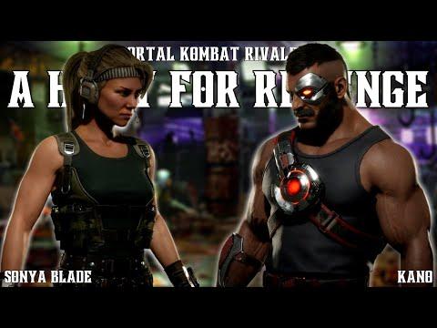 Mortal Kombat Rivalries-\