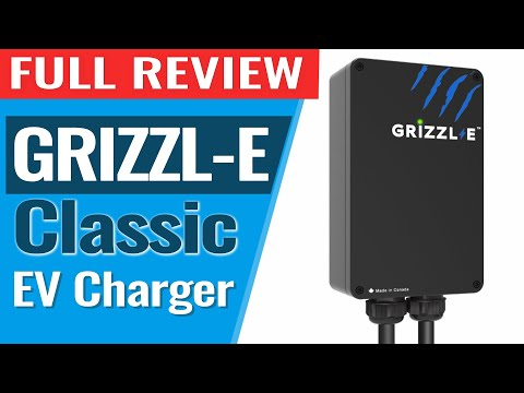 Grizzl-E Classic EV Charger Review