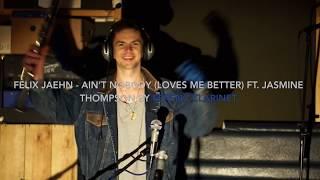 Felix Jaehn - Ain't Nobody ft. Jasmine Thompson clarinet cover